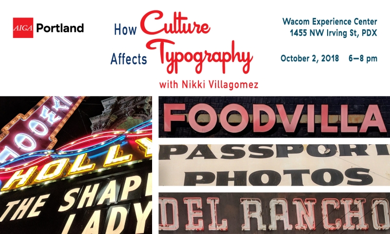 How Culture Affects Typography
