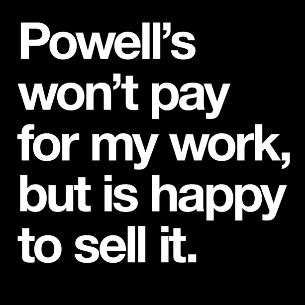 Powell's Won't Pay by Michael Buchino