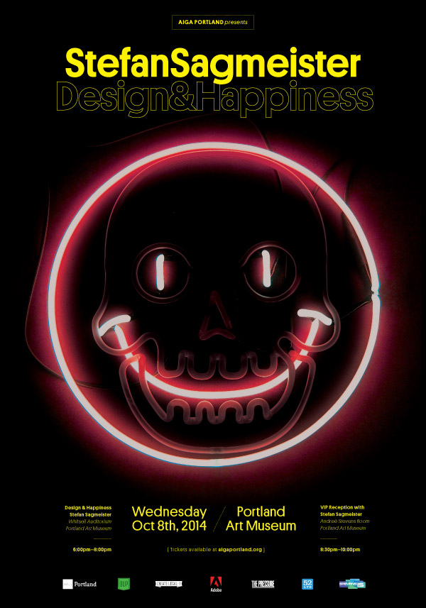 Design and Happiness poster