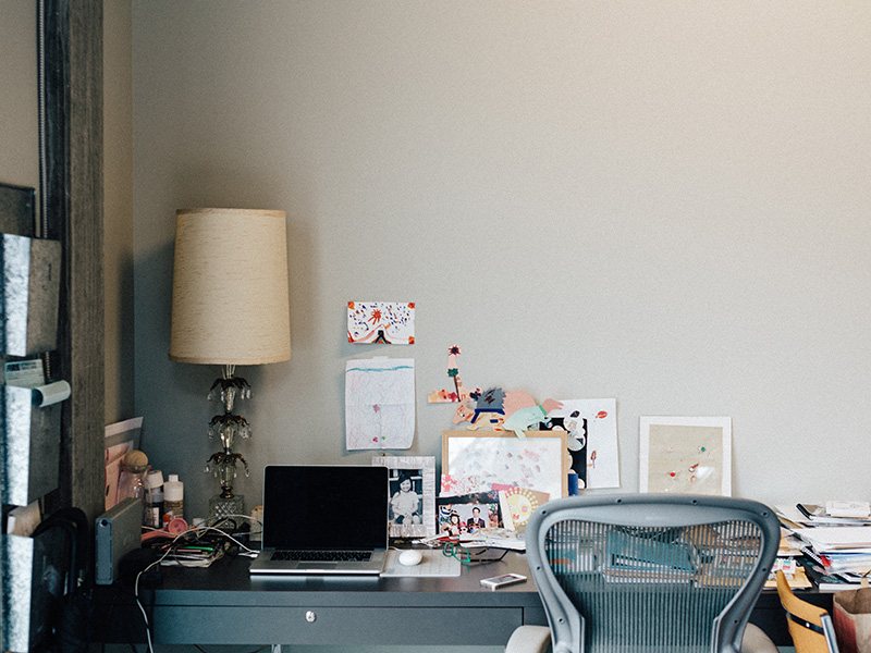 Karen Hsu's Office