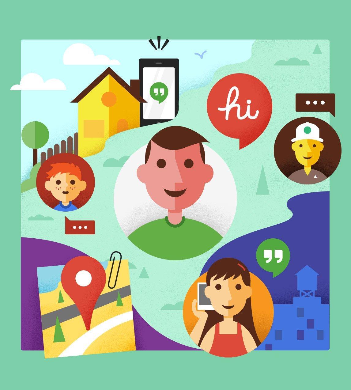 Jolby & Friends - Google Hangouts