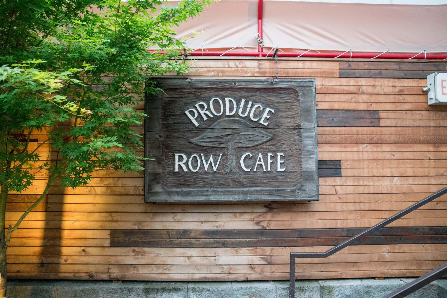 AIGA Portland dMob - Produce Row