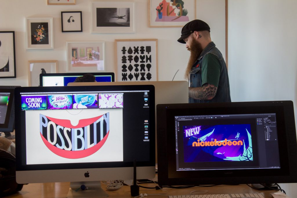 AIGA Portland Studio Tour - Oddfellows