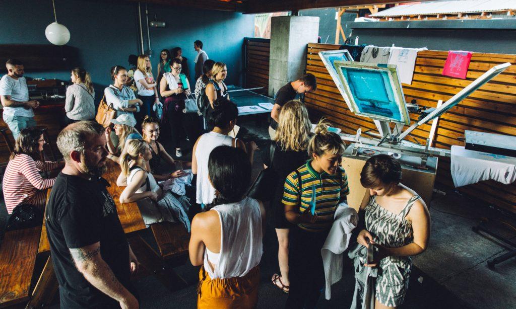 AIGA Portland's dMob dLux 2017