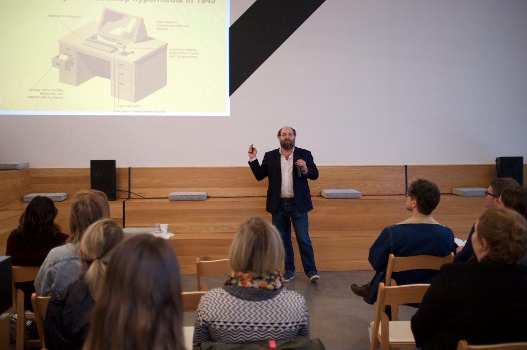 Career Tools - Cory Pressman presenting